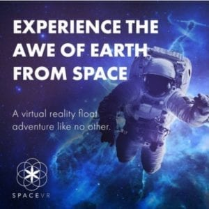 SpaceVR Experience